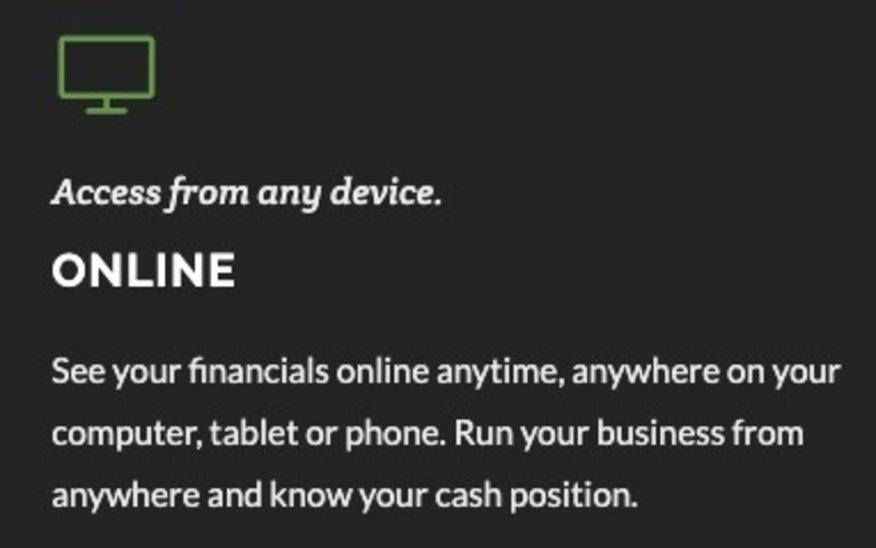 様々なデバイスからのアクセスができます。