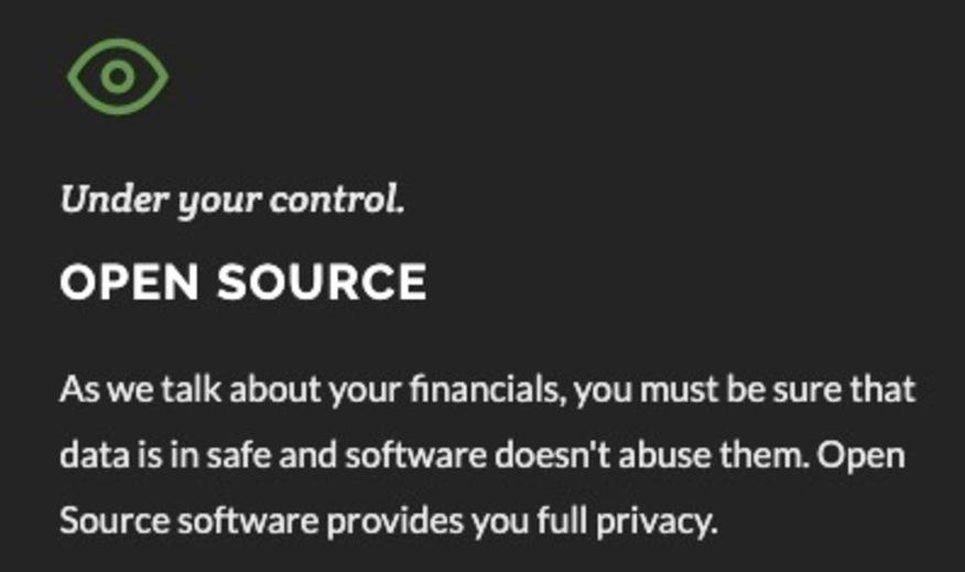オープンソースです。