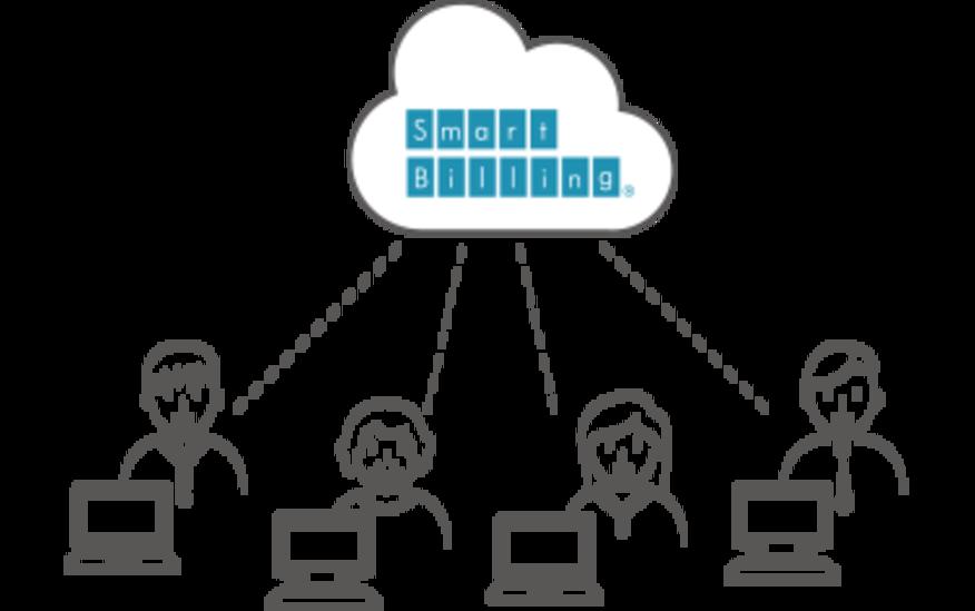 サブスクリプション管理プラットフォームをクラウドで提供