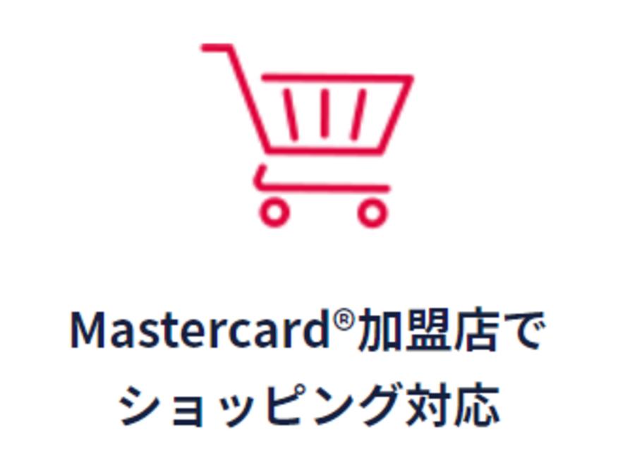 Bizプリカは、国内海外のMastercard®加盟店にてご利用いただけます。また、ネットショップでも利用可能!