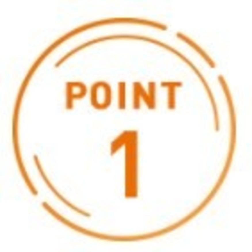 POINT1の画像。