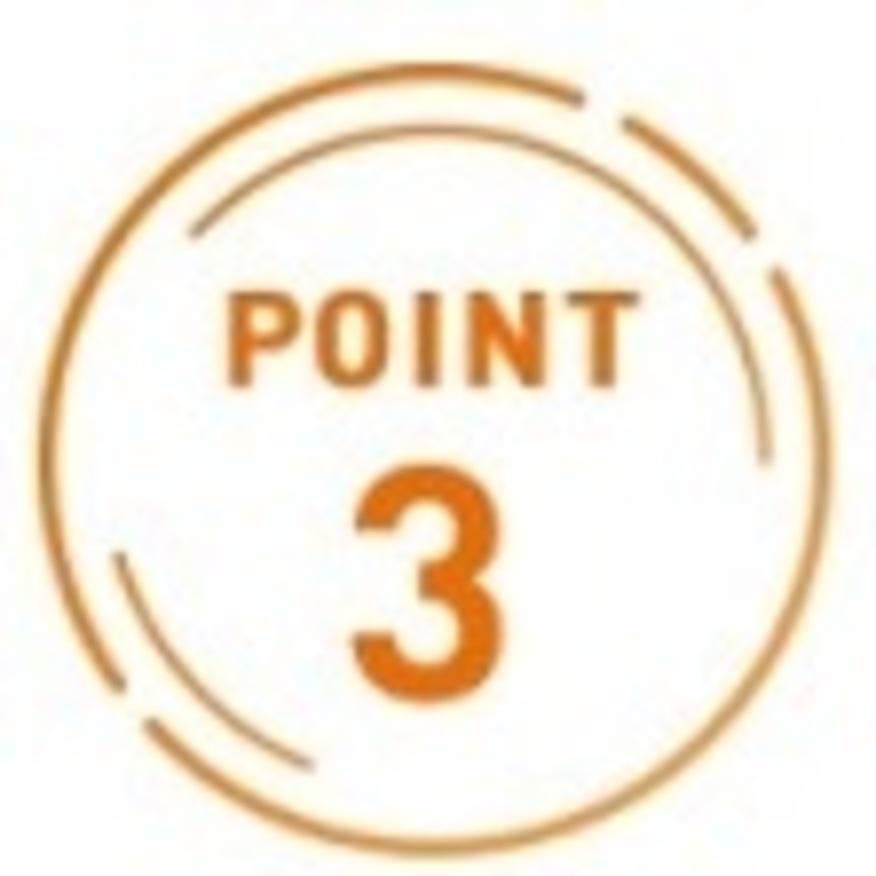 POINT3の画像。